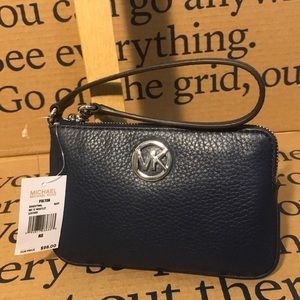 Michael Kors Wristlet Wallet (WC)